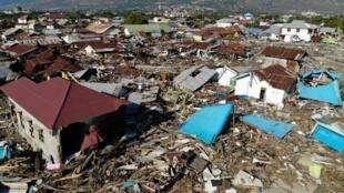 Ao menos 100 pessoas fugiram da prisão durante desastre na Indonésia.