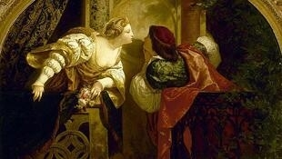 'Romeo and Juliet' by Henri-Pierre Picou