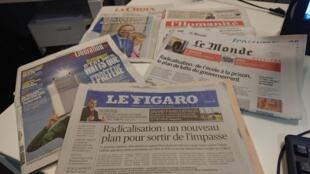 Diários franceses 23.02.2018