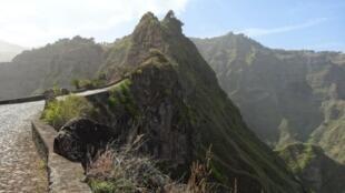 Santo Antão, Cabo Verde.