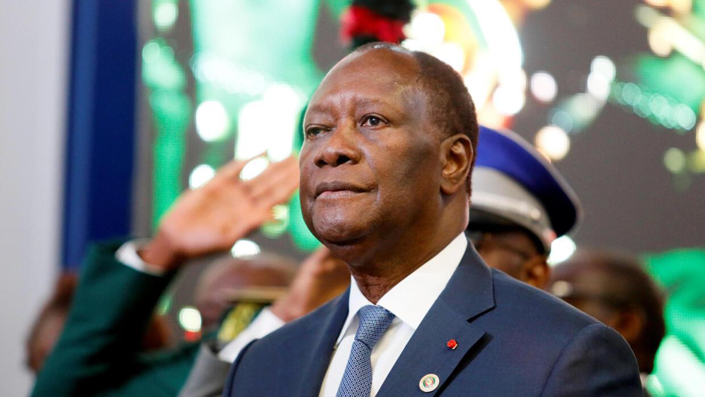 Le président Alassane Ouattara doit prononcer son discours sur l'état de la nation à Yamoussoukro jeudi 5 mars 2020 (image d'illustration)