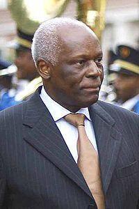 José Eduardo dos Santos, Presidente da República de Angola e presidente em exercício da CIRGL