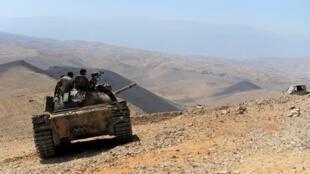 Chiến sự lại gia tăng ở vùng đệm giữa các tỉnh Aleppo, Hama và Idleb.