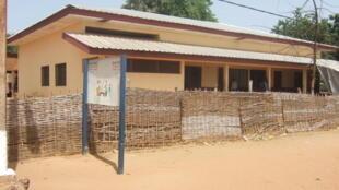 L'hôpital préfectoral de Ndélé,dans le nord de la Centrafrique. (Illustration).