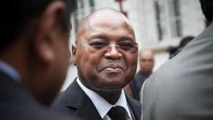Le général Jean Ravelonarivo, ancien Premier ministre malgache, ici en janvier 2015.