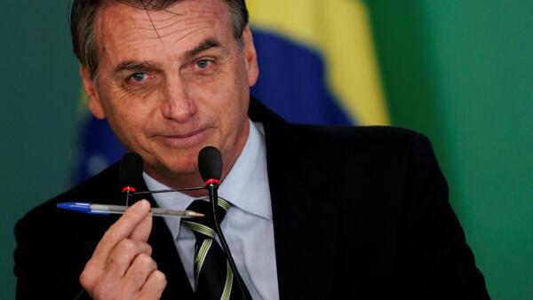 Jair Bolsonaro se aproxima dos cem dias de mandato.