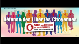 Foulards Rouges de France was launched on Facebook on the 26th November, 2018