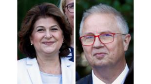 A romena Rovana Plumb e o húngaro Laszlo Trocsanyi não atendem aos critérios de transparência da União Europeia.