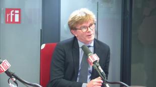 Marc Fesneau sur RFI le 12 décembre 2019.