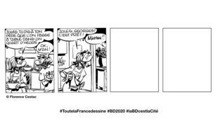 #Toutelafrancedessine #BD2020 #laBDcestlaCité
