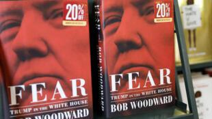 """Fear"" của Bob Woodward ra mắt ngày 11/09/2018."