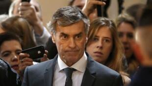 Le procès de Jérôme Cahuzac s'est ouvert, le lundi 8 février 2016, devant le tribunal correctionnel de Paris.