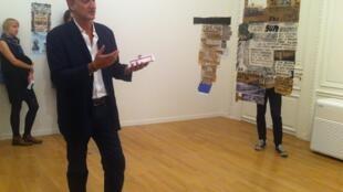 """Exposição """"A sul de hoje"""" na delegação em França da Fundação Calouste Gulbenkian, em Paris."""