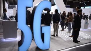 Công nghệ 5G nổi bật tại Hội Nghị Quốc Tế về thiết bị di động Mobile World Congress tại Barcelona (Tây Ban Nha) tháng 02/2019.