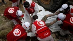 Le Comité international de la Croix-Rouge (CICR) au Yémen a déploré la mort de plus de 100 personnes dimanche 1er septembre dans une frappe de la coalition contre un centre de détention à Dhamar à l'ouest du pays.