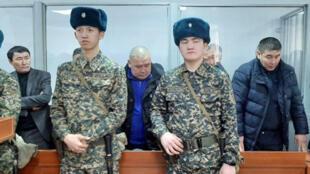 Зал суда. Фото со страницы пресс-секретаря казахского Комитета лесного хозяйства и животного мира Министерства экологии, геологии и природных ресурсов Сакена Дилдахмета в фейсбуке.