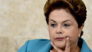 A ex-presidente Dilma Rousseff reflete sobre seu futuro