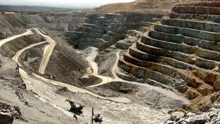 The Salsigne mine near Carcassonne, south west France, was Europe's largest gold mine before it was closed in 2004.