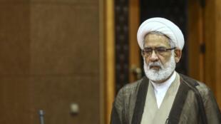 محمدجعفر منتظری، دادستان کل ایران