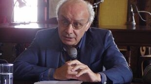 O cientista político e professor emérito da UFMG, Fábio Wanderley Reis.