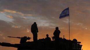 Desde que entrou em vigor a trégua, não houve qualquer atividade por parte das Forças de Defesa de Israel em Gaza.