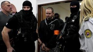 Бывший военный Мирослав Марчек признал свою причастность к убийству словацкого журналиста-расследователя Яна Куцьяка