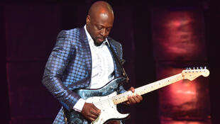 Wyclef Jean at the Philips Arena, Atlanta, 3 June 2017