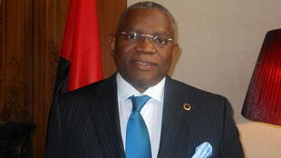 Georges Chicoty, Ministro das Relações Exteriores de Angola