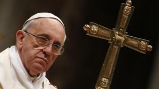 O papa Francisco pediu que líderes do G20 se unam contra grupo Estado Islâmico