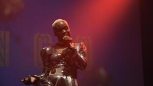 Pongo em concerto nas Trans Musicais de Rennes . 6 de Dezembro de 2018