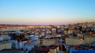 Une vue de la ville de Tanger au Maroc. (Photo d'illustration)