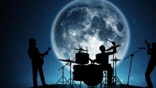 Cantemos sob a Lua,nos 50 anos da missão Apollo 11.