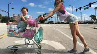 Still from The Florida Project, directed by Sean Baker, featured in the Directors' Fortnight 2017