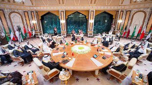 Réunion du Conseil de coopération du Golfe à La Mecque, en Arabie saoudite, le 30 mai 2019.