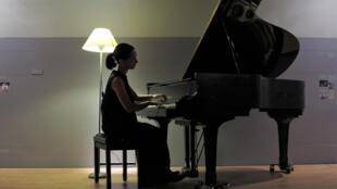 Pianista portuguesa Joana Gama