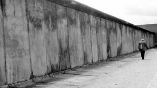 柏林牆一角