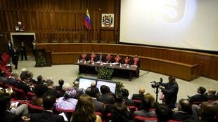 委內瑞拉最高法院撤回接管國會裁決。2017-04-01