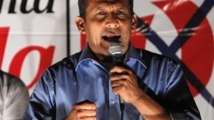 O candidato Ollanta Humala venceu as eleições presidenciais no Peru