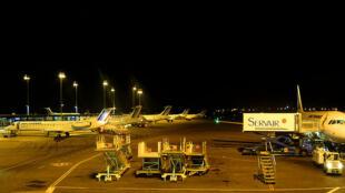 Lyon's Saint-Exupéry airport
