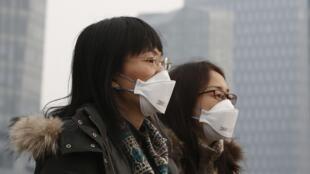 A exposição à poluição do ar à apontada como responsável pela morte de sete milhões de pessoas por ano.
