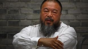 Le dissident chinois Ai Weiwei.