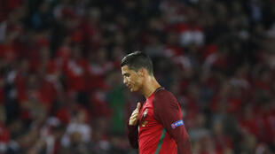 Cristiano Ronaldo made a record 128th appearance for Portugal in the Euro 2016 Group F match against Austria.