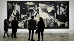 «Guernica» de Pablo Picasso.