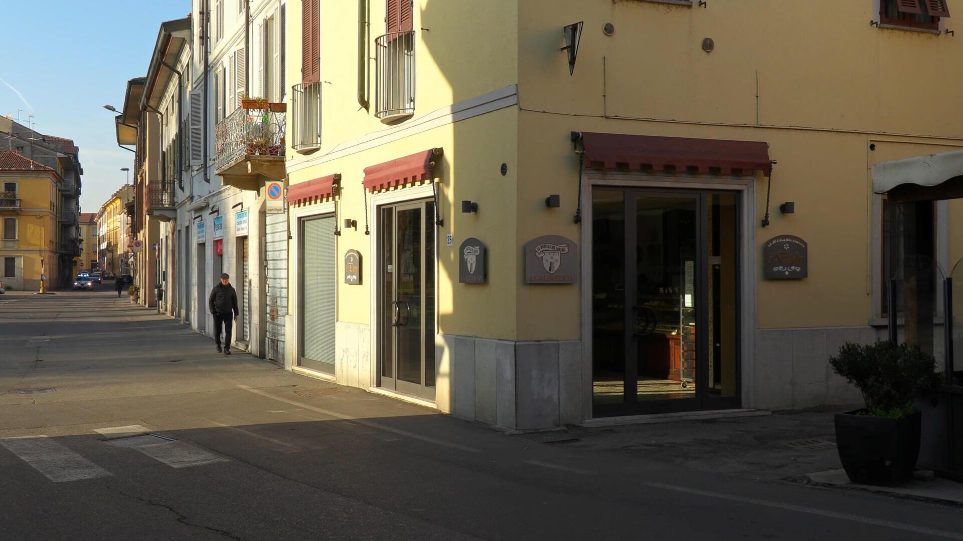 意大利北部城市Codogno发现该国第一个武肺新冠病毒病灶 当局采取半封城监管措施
