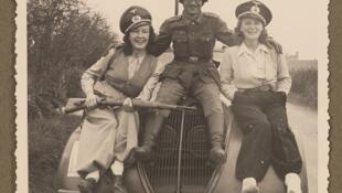 Francesas que se relacionaram com alemães durante a guerra foram processadas.