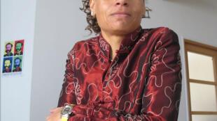 Patricia Danzi, la responsable pour l'Afrique du CICR.