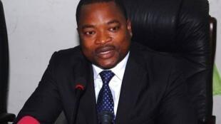 Le ministre béninois de la Communication, Komi Koutché.