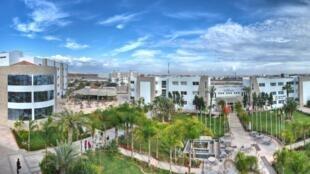 Universidade Internacional de Agadir, no Marrocos