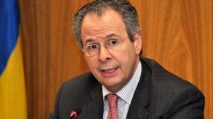 André Corrêa do Lago, negociador-chefe da equipe brasileira na ONU.