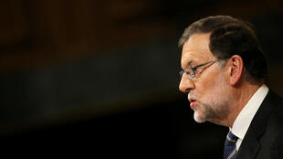 O premiê espanhol, Mariano Rajoy